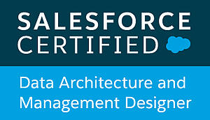 Salesforce Certified Data Architecture & Management Designer
